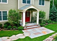 Front Porch - Pittstown, NJ - Photo Gallery - Landscaping ...