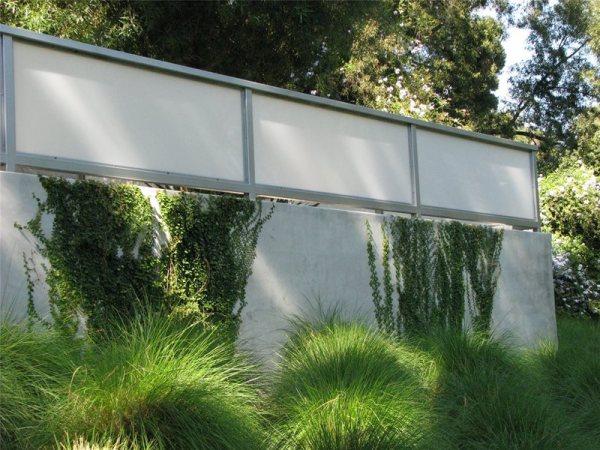 modern landscaping - calimesa