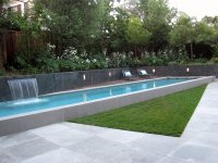 Modern Pool - Sausalito, CA - Photo Gallery - Landscaping ...