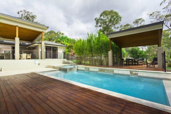 modern pool - calimesa ca