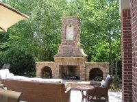 Outdoor Fireplace - Chattanooga, TN - Photo Gallery ...