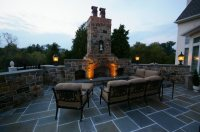 Outdoor Fireplace - Doylestown, PA - Photo Gallery ...