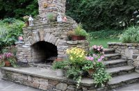 Outdoor Fireplace - New Stanton, PA - Photo Gallery ...