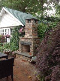 Outdoor Fireplace - Brick, NJ - Photo Gallery ...