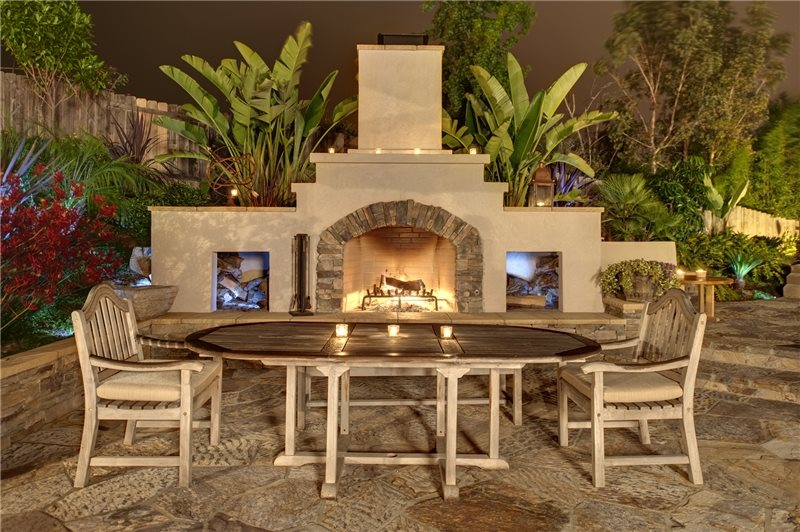 Outdoor Fireplace San Diego Ca Photo Gallery