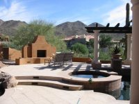Outdoor Fireplace - Sedona, AZ - Photo Gallery ...