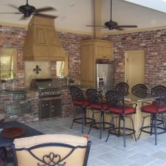 Outdoor Kitchen Covers Cutlery Sets - Baton Rouge, La Photo Gallery ...