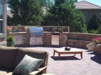 Outdoor Kitchen - Colorado Springs, CO - Photo Gallery ...