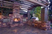 Outdoor Kitchen - Mead, WA - Photo Gallery - Landscaping ...