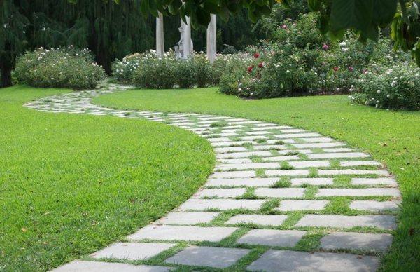paver walkway - calimesa ca