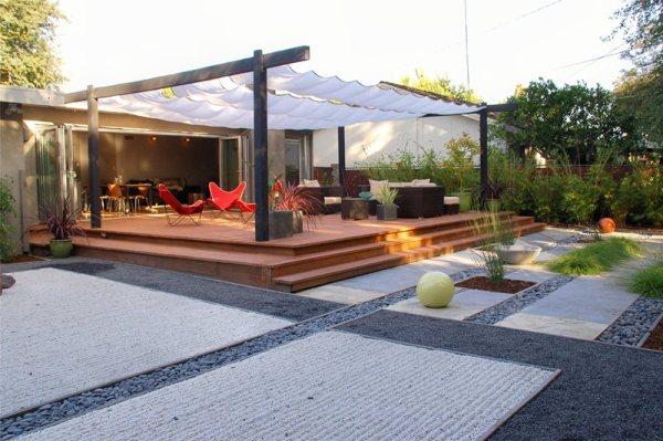 pergola and patio cover - berkeley