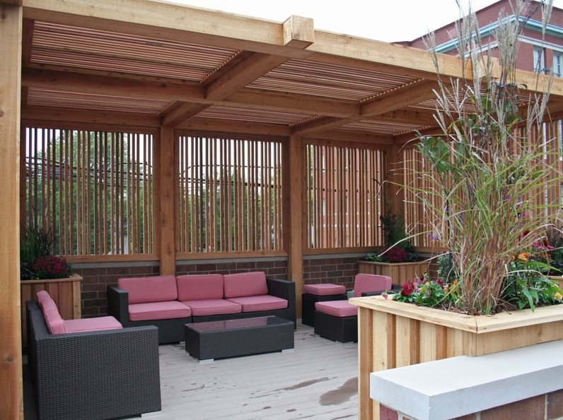 Pergola and Patio Cover  Chicago IL  Photo Gallery  Landscaping Network