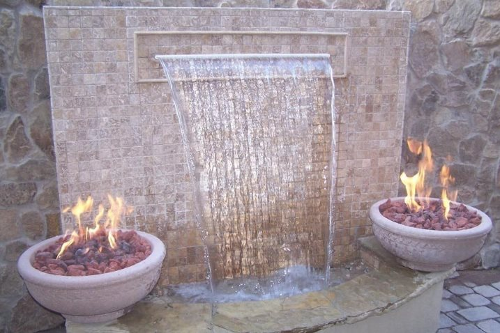 Pond and Waterfall  Mesa AZ  Photo Gallery  Landscaping Network