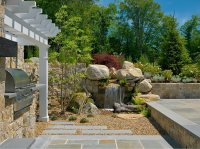 Pond and Waterfall - Mattapoisett, MA - Photo Gallery ...