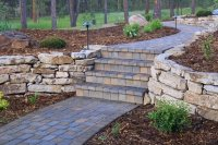 Retaining and Landscape Wall - Calimesa, CA - Photo ...