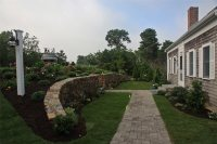 Retaining and Landscape Wall - Centerville, MA - Photo ...