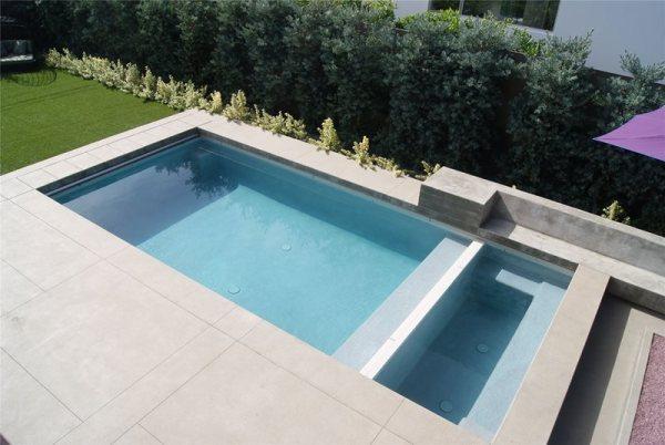 simple swimming pools - venice