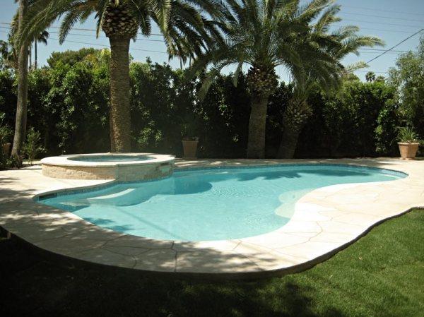 simple swimming pools - phoenix