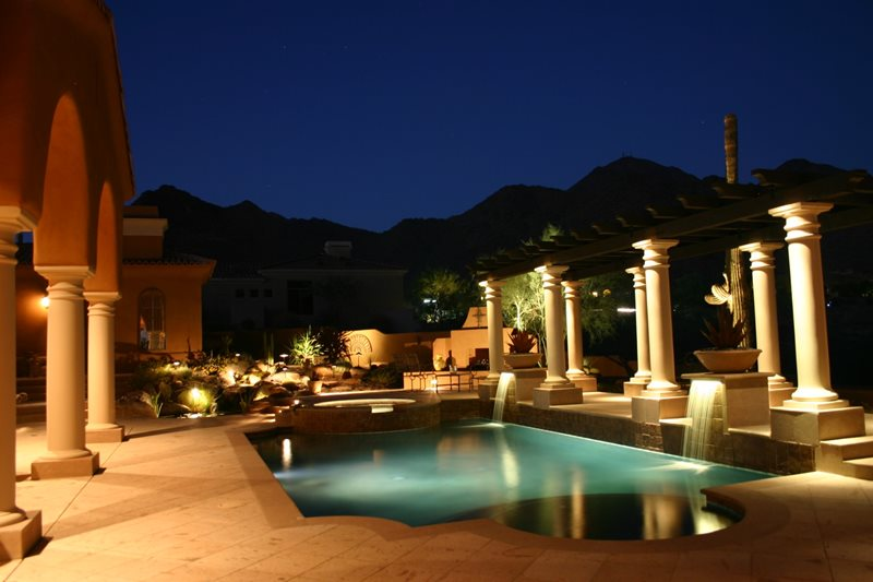 Swimming Pool Sedona Az Photo Gallery Landscaping