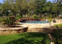 Swimming Pool - Austin, TX - Photo Gallery - Landscaping ...
