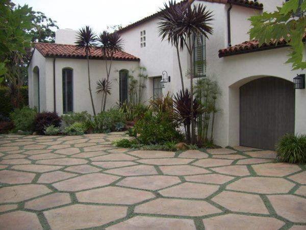 tropical landscaping - santa barbara