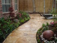 Walkway and Path - Dallas, TX - Photo Gallery ...