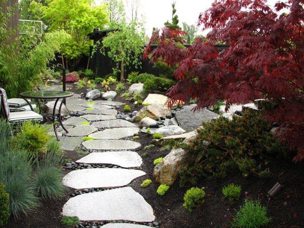 walkway and path - lake stevens