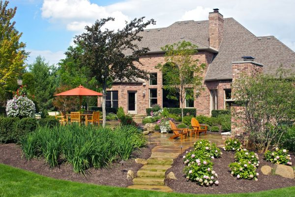 backyard ideas landscape design