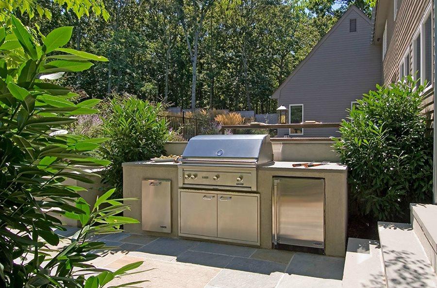 Outside Kitchen Design Ideas