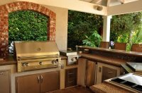 Outdoor Kitchen Layouts  Samples & Ideas - Landscaping ...