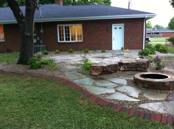 and backyards - landscaping