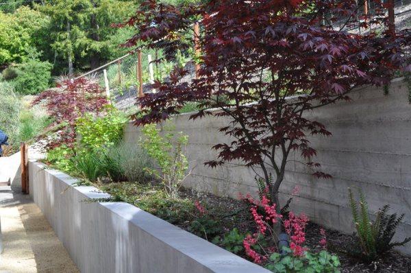 design ideas retaining walls