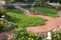 Brick Walkway Ideas - Landscaping Network