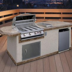 Prefab Outdoor Kitchens Hotel Room With Kitchen Kits Landscaping Network Units Come In A Variety Of Sizes And Configurations Cal Flame Pomona Ca Prefabricated