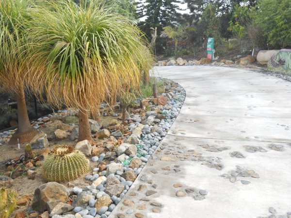creative concrete upgrades - landscaping