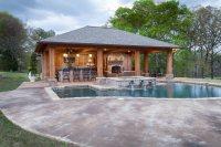 Backyard Cabana Design