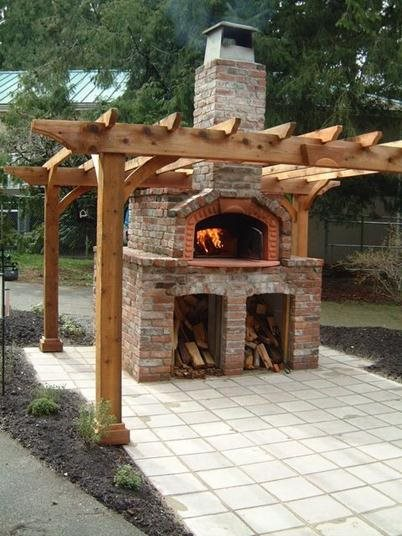 outdoor kitchen bbq kits island for sale pizza oven - landscaping network