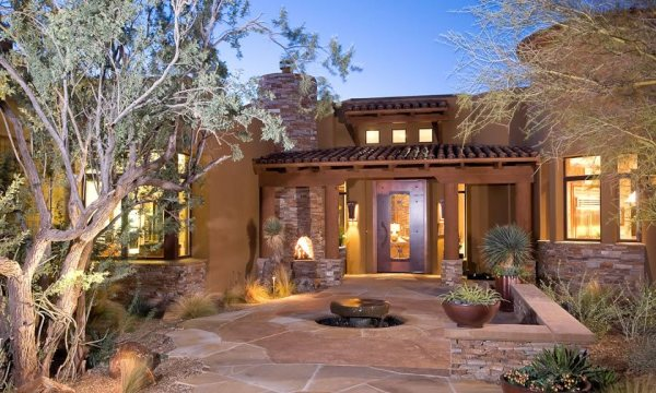 plants xeriscaping - landscaping