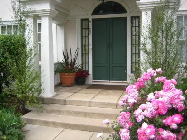 front porch ideas - landscaping