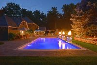 Swimming Pool Lighting Ideas - Landscaping Network