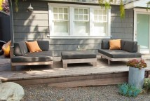 patio furniture styles - landscaping