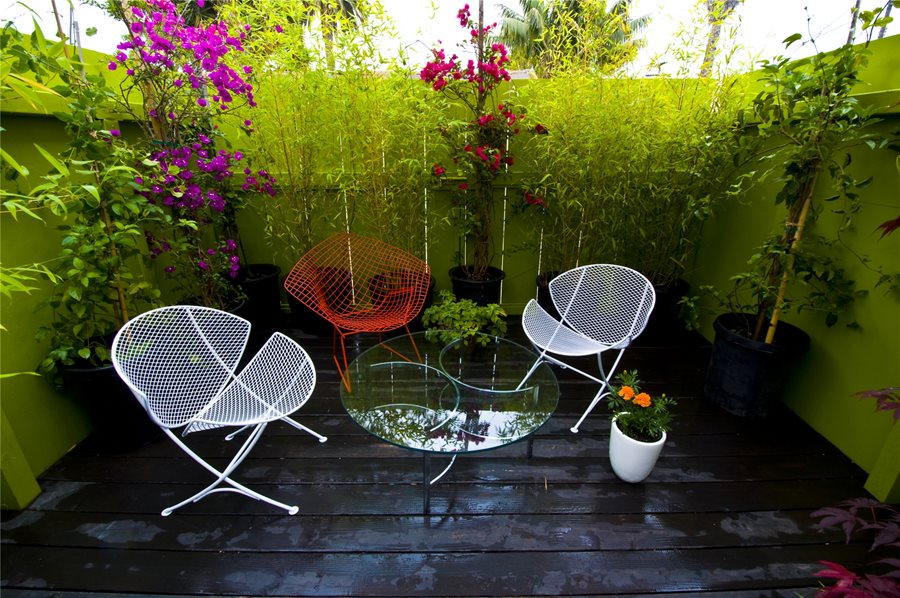 patio furniture styles landscaping