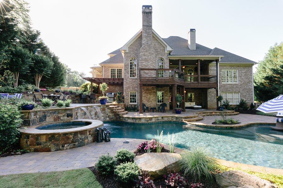 Canton Backyard Retreat
