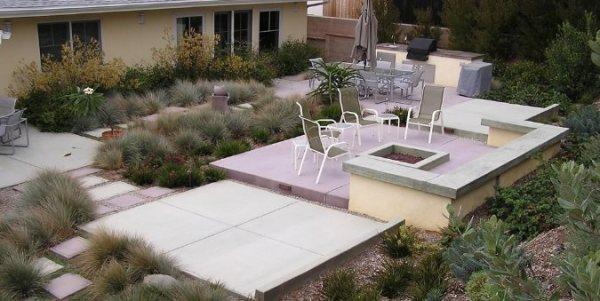 design ideas concrete paving