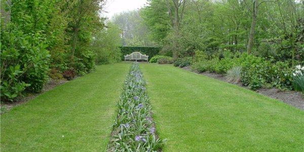 landscape noise barriers - landscaping