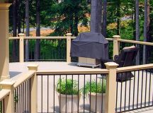 Deck Railing Ideas - Landscaping Network
