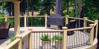 Deck Railing Ideas