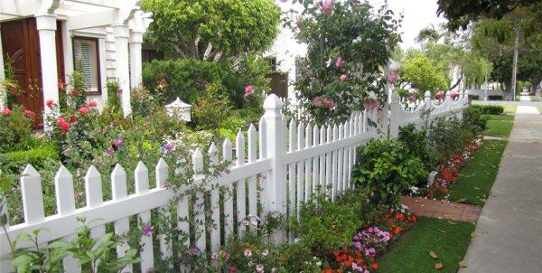picket fences - landscaping network
