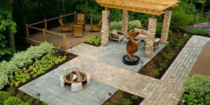 Backyard Ideas Landscape Design Ideas Landscaping Network