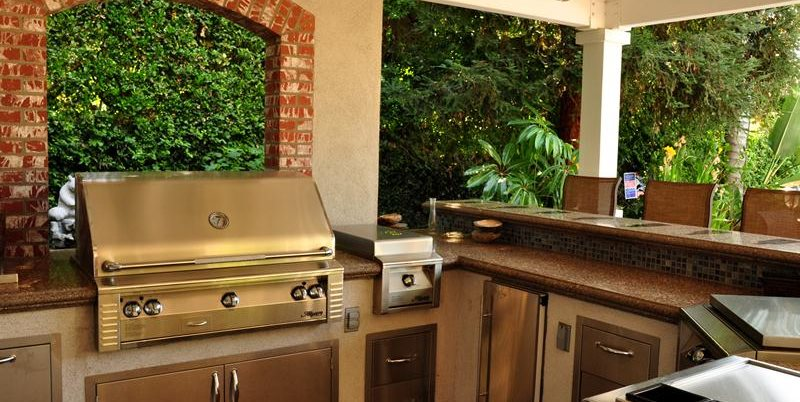 outside kitchen designs cabinets outdoor ideas landscaping network backyard and bar swimming pool the green scene chatsworth ca